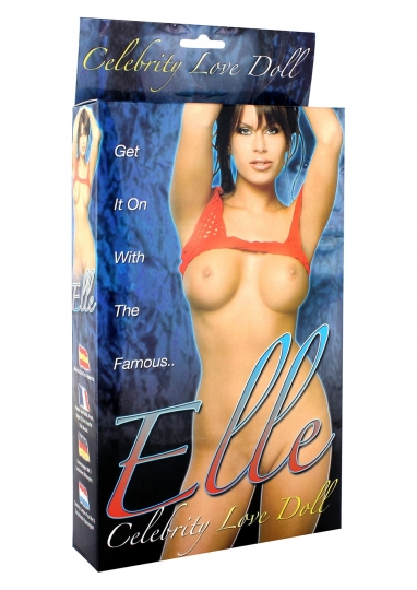 Elle Celbrity Love Doll