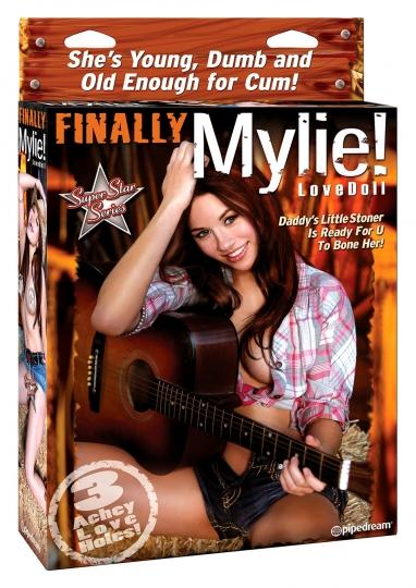 Finally Mylie