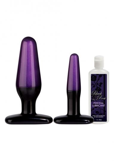 Br Anal Trainer Kit Black/Purple