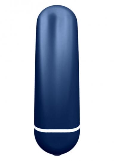 Intro 1 Mini Travel Vibrator Blue