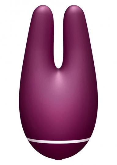 Intro 2 Dual Motor Vibrator Purple