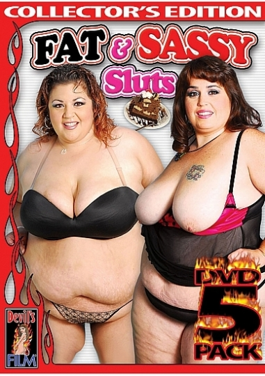 Fat and Sassy Sluts - 5-Pack