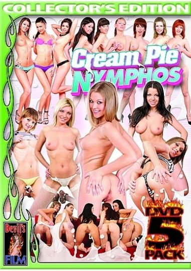 Creampie Nymphos - 5-Pack