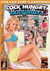 Cock Hungry Babysitters 2 - 5-Pack