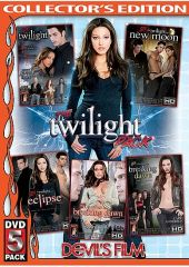 The Twilight Pack - 5-Pack