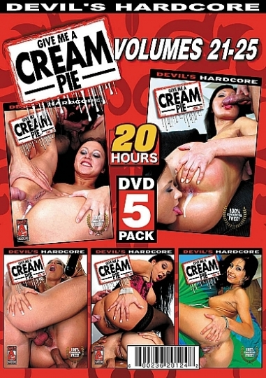 Give Me a Creampie - 5-Pack