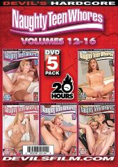 Naughty Teen Whores - 5-Pack 2