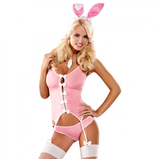 Bunny Suit Costume S/M