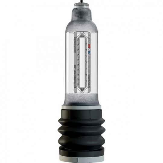 Bathmate - Hydromax X40 Penis Pump Crystal Clear