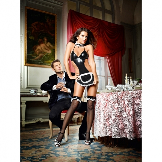 At Your Service French Maid Set One Size
