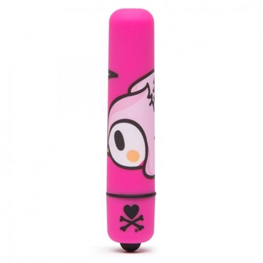 Tokidoki - Mini Bullet Vibrator Pink Wingding