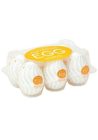 Egg - Twister - 6 Pack