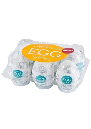 Egg - Surfer - 6 Pack