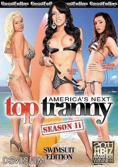 Americas next top tranny 11