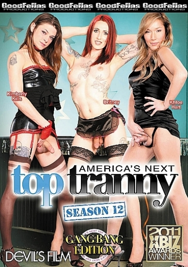 Americas next top tranny 12