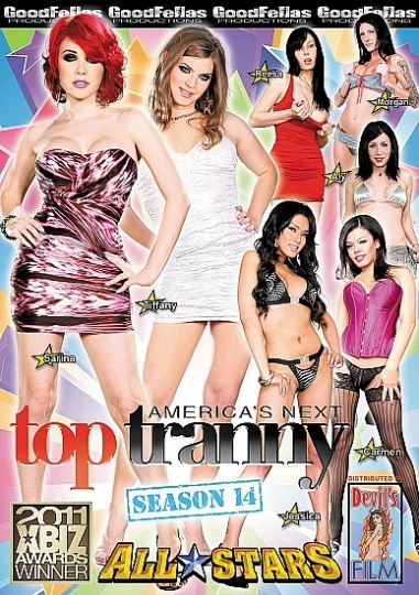 Americas next top tranny 14: All stars