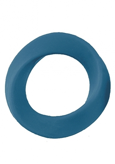 Infinity - XL Cockring - Blue