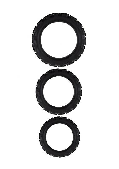 Endurance Rings - Black