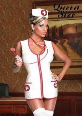 Nurse Bettie - White