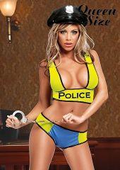 Head Detective - Yellow / Blue