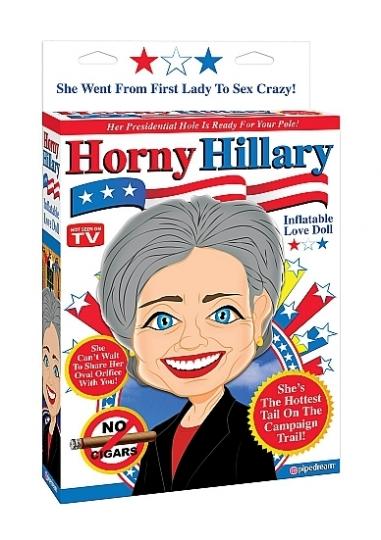 Horny Hilary Inflatable Love Doll