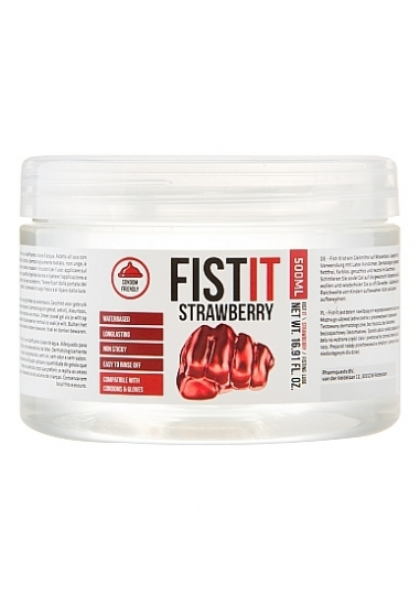Fistit - Strawberry - Extra Thick