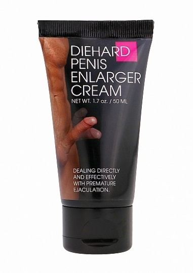 DieHard Penis Enlarger Cream - 50 ml