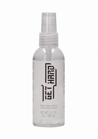 Get Hard - Performance Spray - 80ml