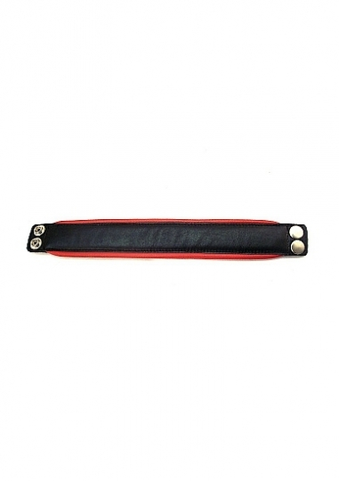 Arm Band - Small - Black And Red