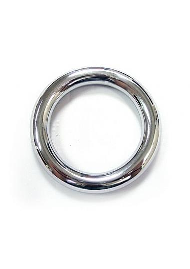 Inox Round Cock Ring - 45mm