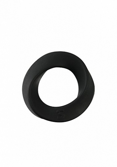 Endless Cockring - Regular - Black