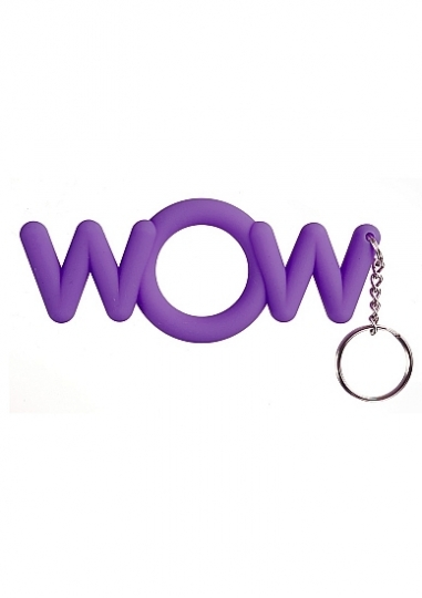 Cockring Wow - Purple