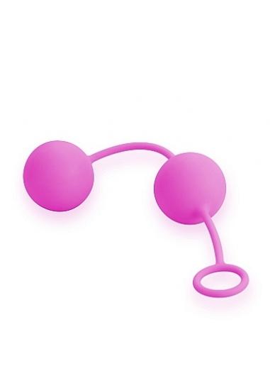 Geisha Twin Balls Deluxe - Pink