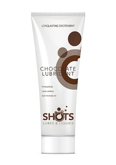Chocolate Lubricant - 100 ml