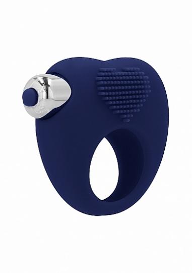 AUBIN vibrating cockring - Blue