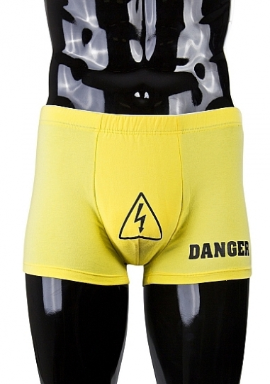 Funny Boxers - Danger