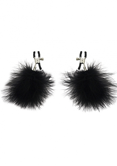 Feathered Nipple Clamps
